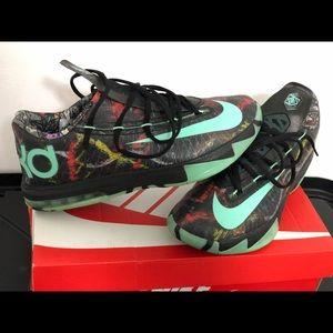 Nike KD 6 Nola Gumbo ASG Glow In Dark